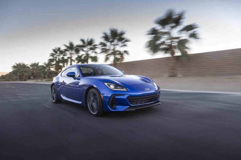 The 2022 Subaru BRZ Almost Hits All the Right Notes