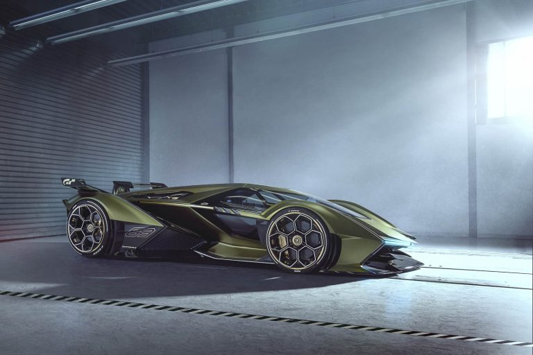 Lamborghini Will Remain Committed to the V-12