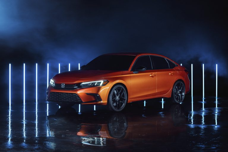 The 2022 Honda Civic Has Evolved…With Audi DNA?